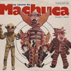 Various Artists - La Locura De Machuca  (2LP VINYL)