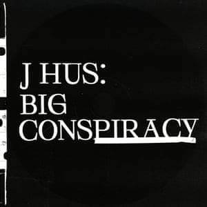 J-Hus - Big Conspiracy  (BLACK/WHITE 2LP VINYL)