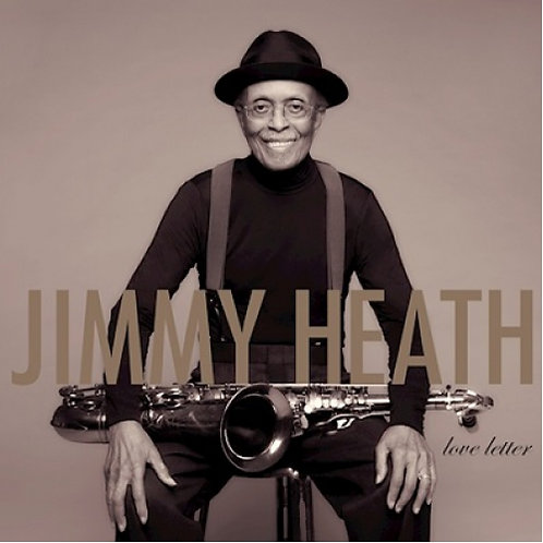 Jimmy Heath - Love Letter  (VINYL)