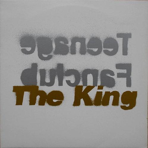 Teenage Fanclub - The King  (VINYL)