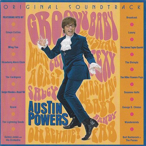 OST - Austin Powers  (2LP PURPLE & RED VINYL)