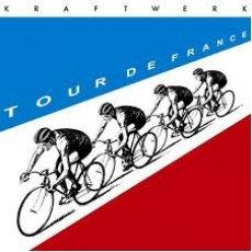 Kraftwerk - Tour De France  (2020 RED + BLUE VINYL)
