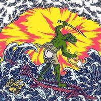 King Gizzard and the Lizard Wizard - Teenage Gizzard (LT MAGENTA YELLOW VINYL)