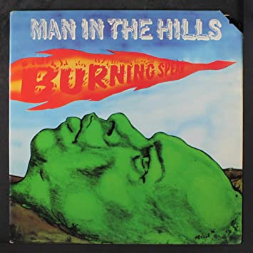 Burning Spear - Man In The Hills  (VINYL)