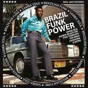 "Various Artists - Soul Jazz Records: Brazilian Funk Power  (7""s Box Set)"