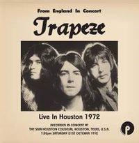Trapeze - Live In Houston '72 (PURPLE 2LP VINYL)