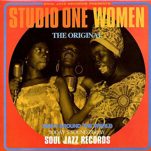 Various Artists - Studio One Women  (VINYL)
