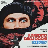 OST -  Ennio Morricone: Il Bandito Dagli Occhi Azzurri  (LIMITED BLUE VINYL)