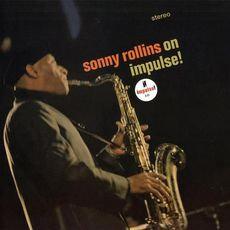 Sonny Rollins - On Impulse!  (180g 2021 REISSUE VINYL)