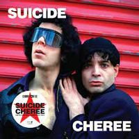 "Suicide  - Cheree (TRANSPARENT 7"")"