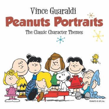 Vince Guaraldi - Peanuts Portraits  (VINYL)