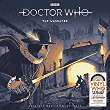 OST - Doctor Who: The Massacre  (BLAZE COLOURED VINYL)