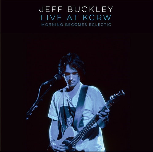 Jeff Buckley - Live At KCRW  (VINYL)