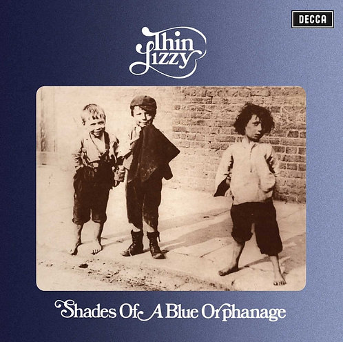 Thin Lizzy - Shades Of A Blue Orphanage  (VINYL)
