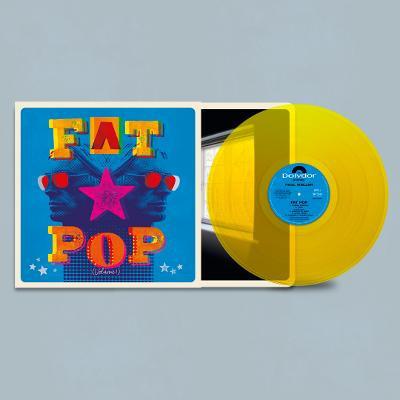 Paul Weller - Fat Pop  (LIMITED YELLOW VINYL)