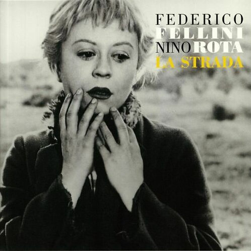 Federico Fellini / Nino Rota - La Srada OST (VINYL)