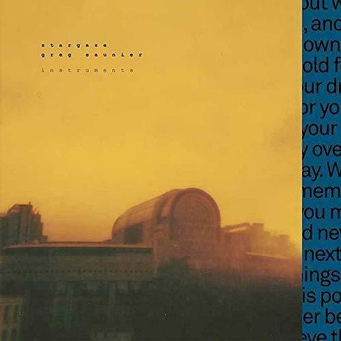 Greg Saunier  - Stargaze Instrumental (LIMITED EDITION GOLD VINYL)