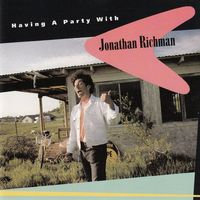 Jonathan Richman  - Having A Party With Jonathan Richman (COLOURED VINYL)