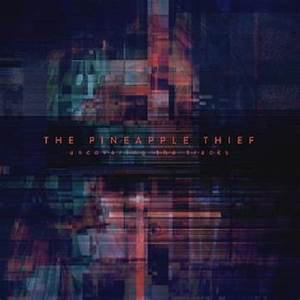 "The Pineapple Thief - Uncovering The Tracks  (RED VINYL 12"")"