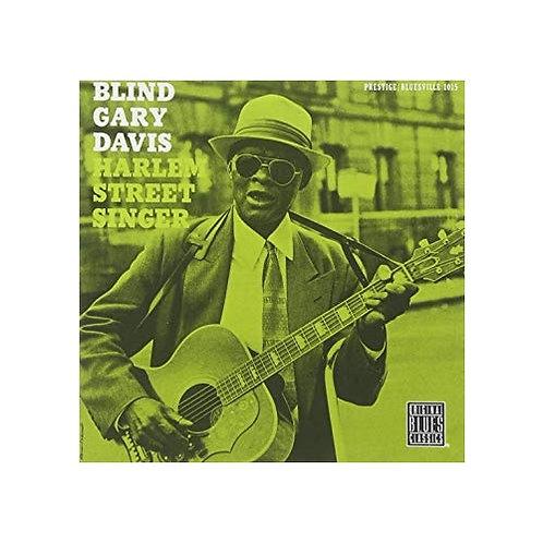Blind Gary Davis - Harlem Street Singer (VINYL)