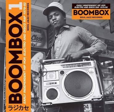 Boombox - Early Independent Hip Hop, Electro & Disco Rap  (VINYL)