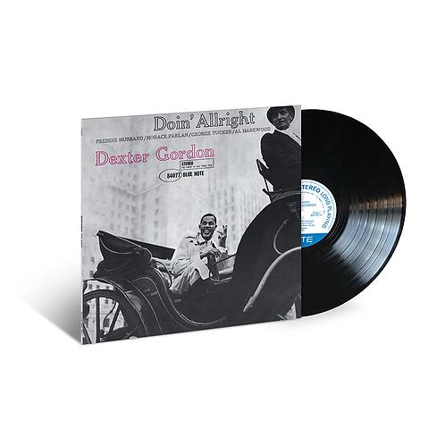 Dexter Gordon - Doin' Allright  (VINYL)