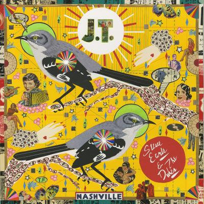 Steve Earle & The Dukes  - JT  (CD)