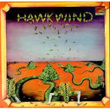 Hawkwind - Hawkwind (VINYL)