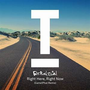 "Fat Boy Slim - Right Here, Right Now  (CAMEL PHAT REMIX 12"")"