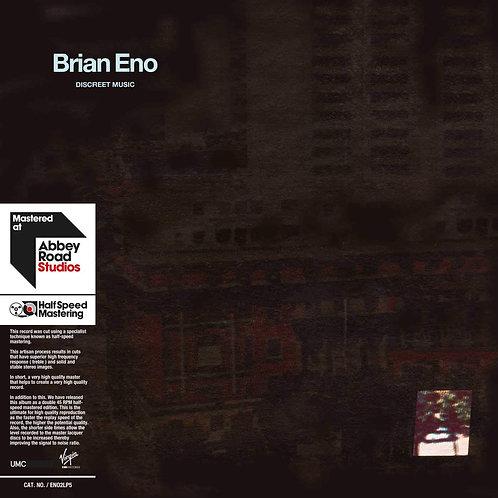 Brian Eno - Discreet Music (VINYL - 2LP Half Speed Master)