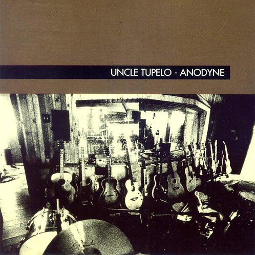 Uncle Tupelo - Anodyne  (LIMITED CLEAR VINYL)