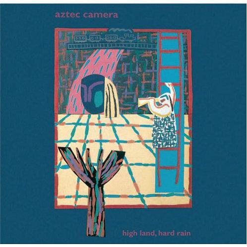 "Aztec Camera  - High Land Hard Rain  (LIMITED VINYL + 7"")"