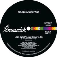 """Young And Company - I Like What Your Doing To Me (12"""" VINYL)"""