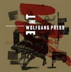 The Wolfgang Press - Unremembered, Remembered  (RED VINYL)
