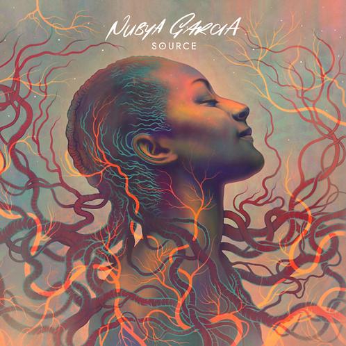 Nubya Garcia - Source  (LIMITED GREEN/WHITE/YELLOW SPLAT COLOURED VINYL)