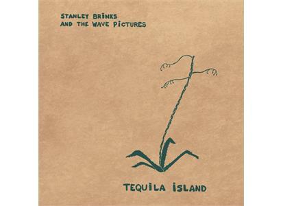 Stanley Brinks & The Wave Pictures - Tequila Island  (SPLATTERED VINYL)