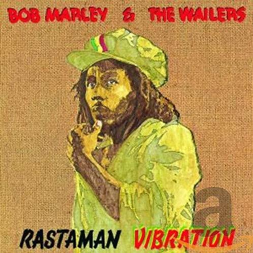 Bob Marley - Rastaman Vibration  (VINYL)