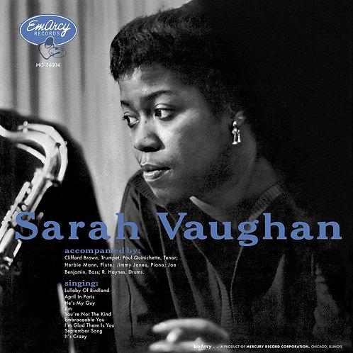 Sarah Vaughan - Sarah Vaughan  (ACOUSTIC SOUNDS VINYL)