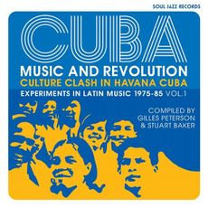 Various Artists - Soul Jazz Cuba: Music And Revolution (3LP VINYL)