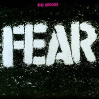 Fear - The Record (LIMITED WHITE & CLEAR VINYL)