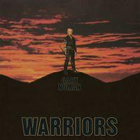 Gary Numan - Warriors  (2021 REISSUE LIMITED ORANGE VINYL)