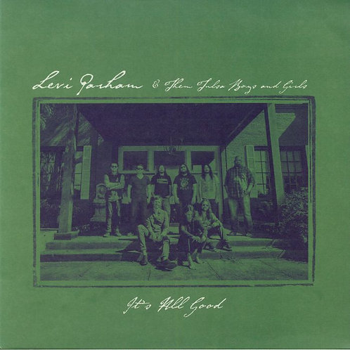 Levi Parham & Them Tulsa Boys And Girls  - It's All Good (VINYL)