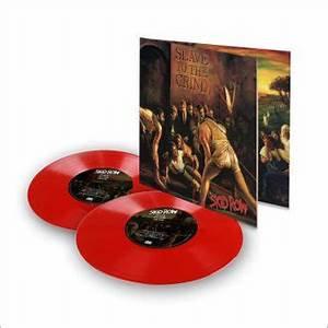Skid Row - Slave To The Grind  (2LP RED VINYL)