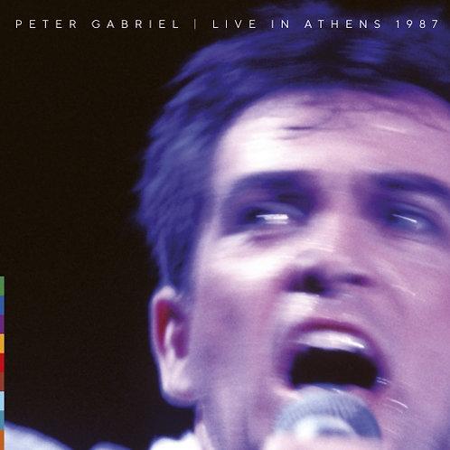 Peter Gabriel - Live In Athens 1987  (2LP 2020 REISSUE VINYL)