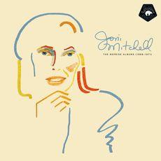 Joni Mitchell - The Reprise Albums 1968-1971  (4LP VINYL BOXSET)