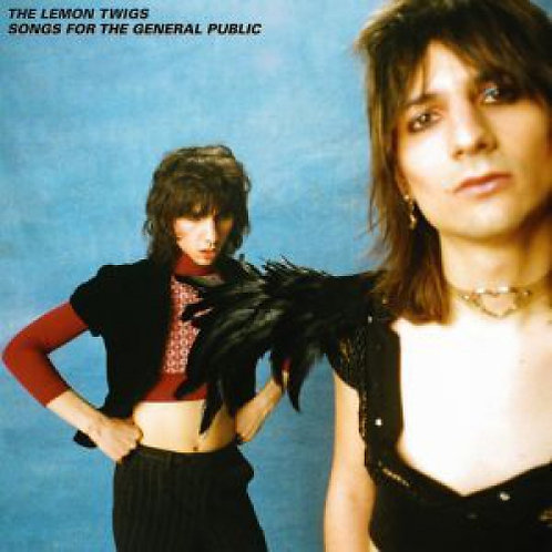 The Lemon Twigs - Songs For TheGeneral Public  (LIMITED RED VINYL)