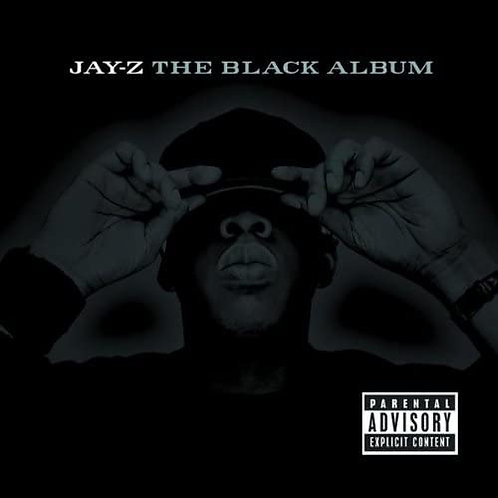 Jay-Z - The Black Album (VINYL)