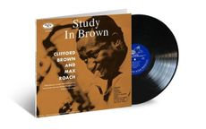 Clifford Brown And Max Roach - Study In Brown  (ACOUSTIC SOUNDS VINYL)