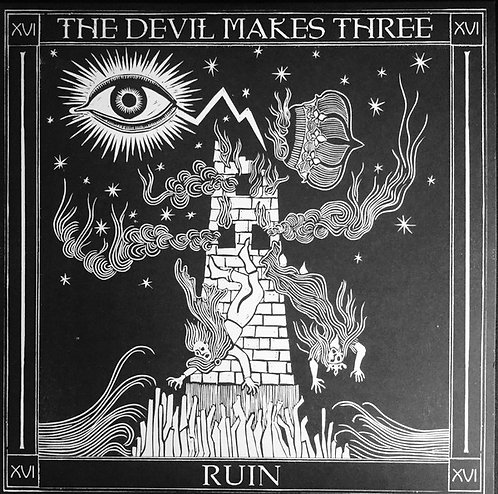 The Devil Makes Three - Ruin  (VINYL)