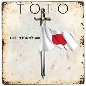 Toto - Live In Tokyo  (RED VINYL)